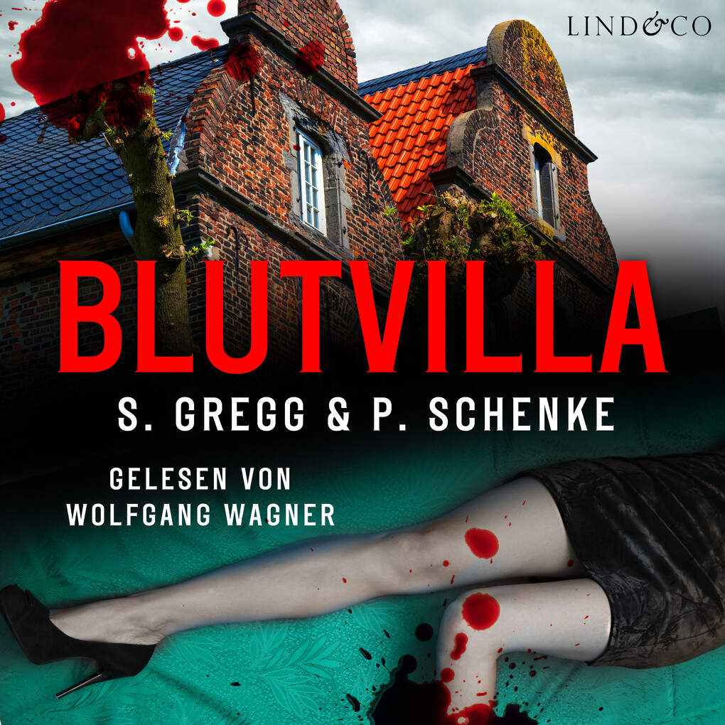 Blutvilla als Hörbuch Download