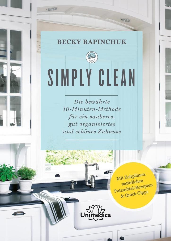 Simply Clean als eBook epub