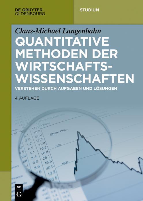 Quantitative Methoden der Wirtschaftswissenschaften als eBook epub