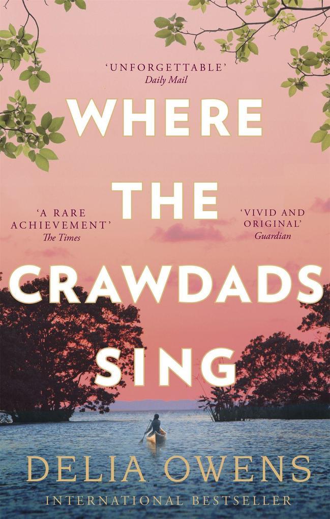 Where the Crawdads Sing als Taschenbuch