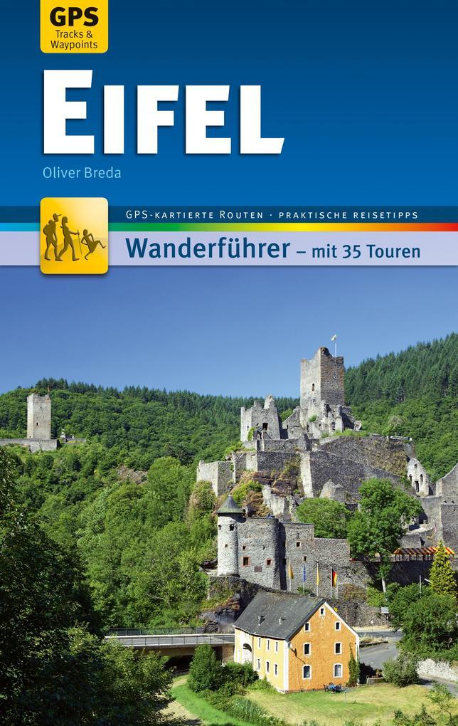 Eifel Wanderführer Michael Müller Verlag als eBook epub