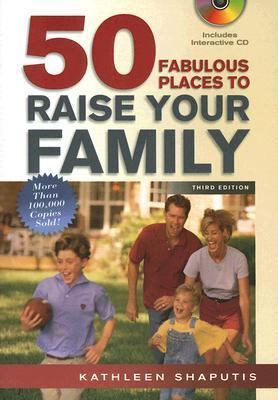 50 Fabulous Places to Raise Your Family [With Interactive CD] als Taschenbuch