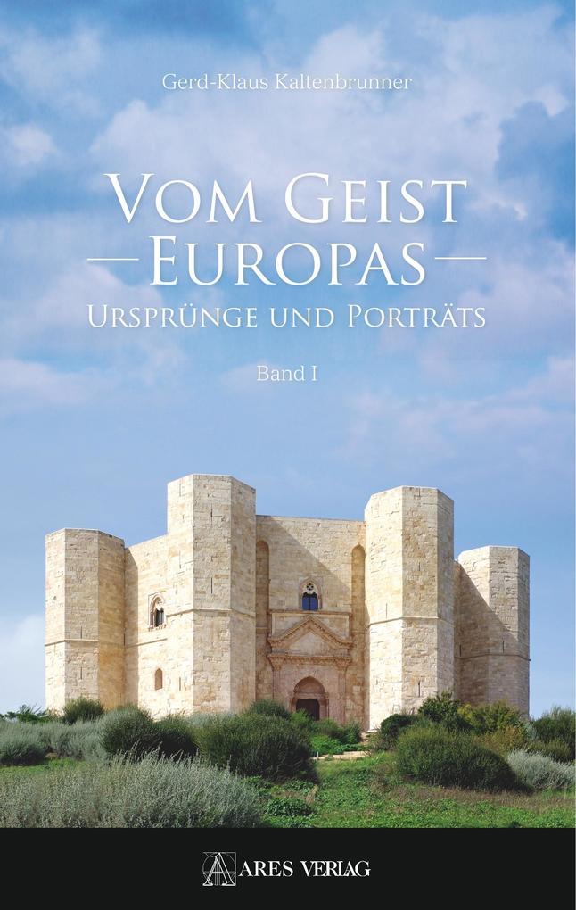 Vom Geist Europas als Buch