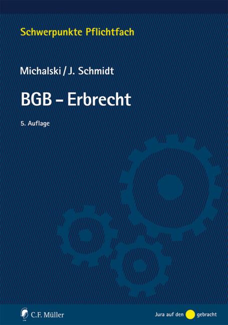 BGB-Erbrecht als Buch (kartoniert)