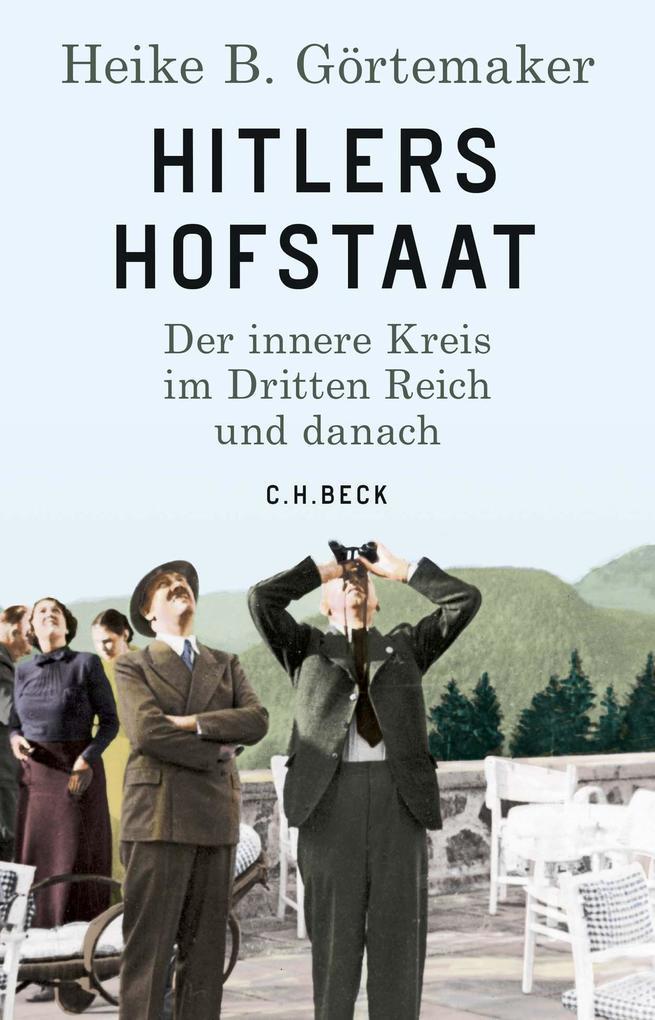 Hitlers Hofstaat als eBook epub