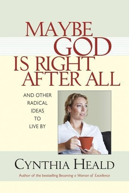 Maybe God Is Right After All als Taschenbuch