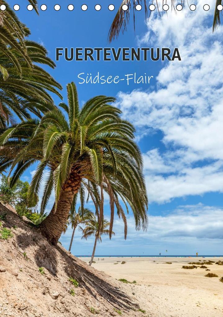 FUERTEVENTURA Südsee-Flair (Tischkalender 2020 DIN A5 hoch) als Kalender