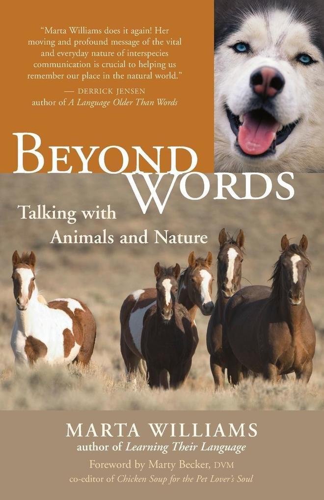 Beyond Words: Talking with Animals and Nature als Taschenbuch