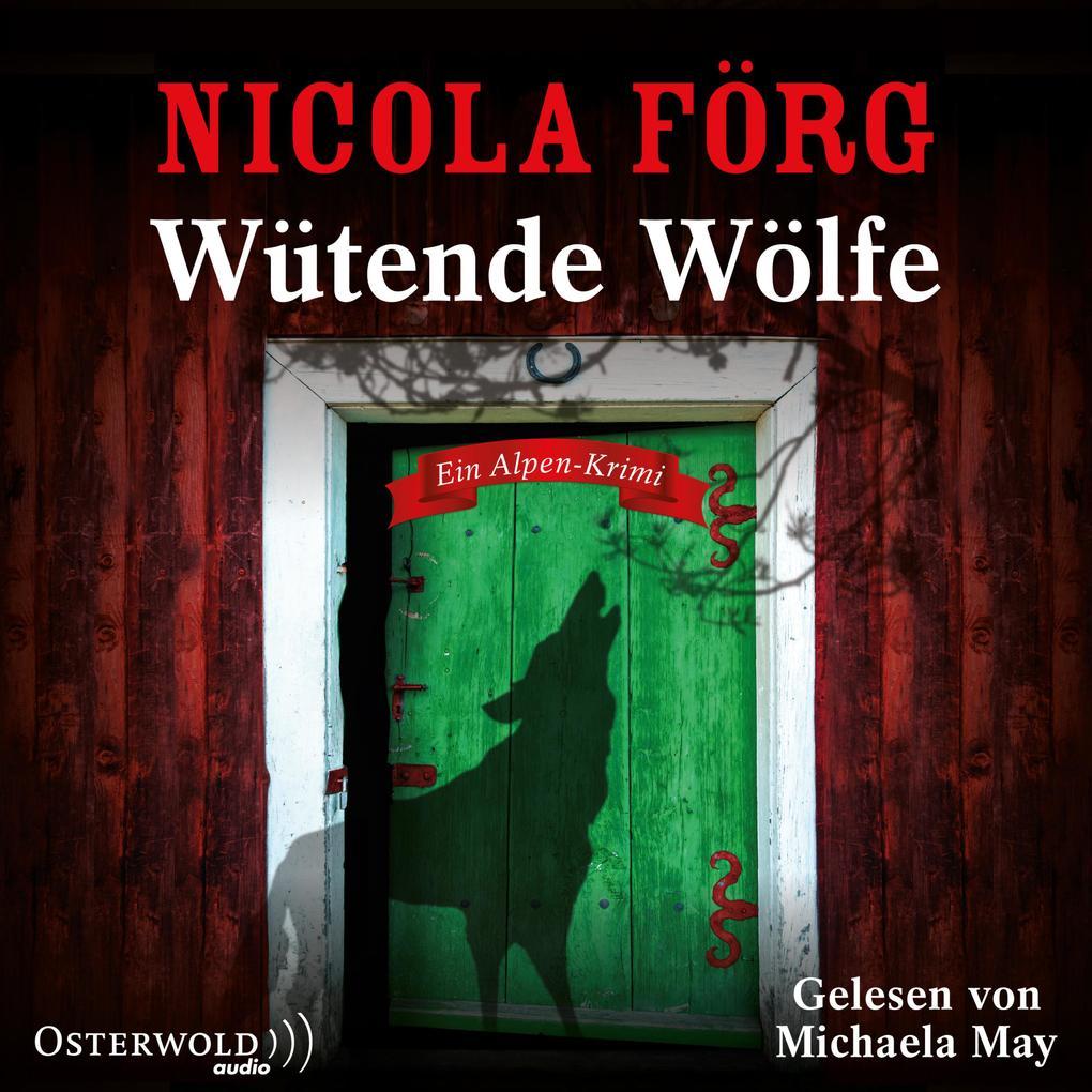 Wütende Wölfe als Hörbuch Download