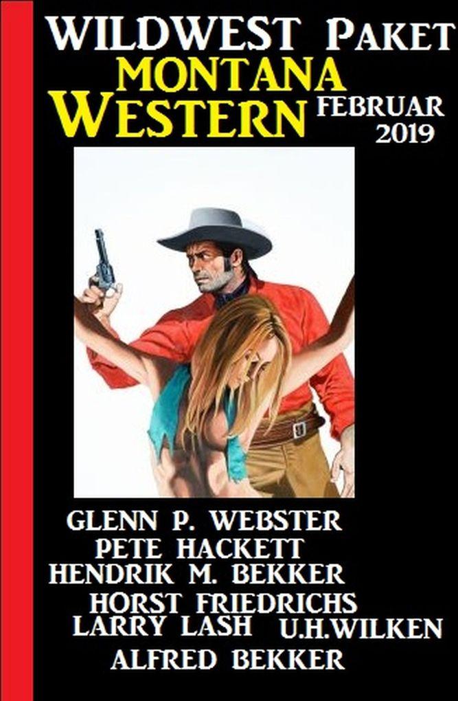 Wildwest Paket Montana Western Februar 2019 als eBook
