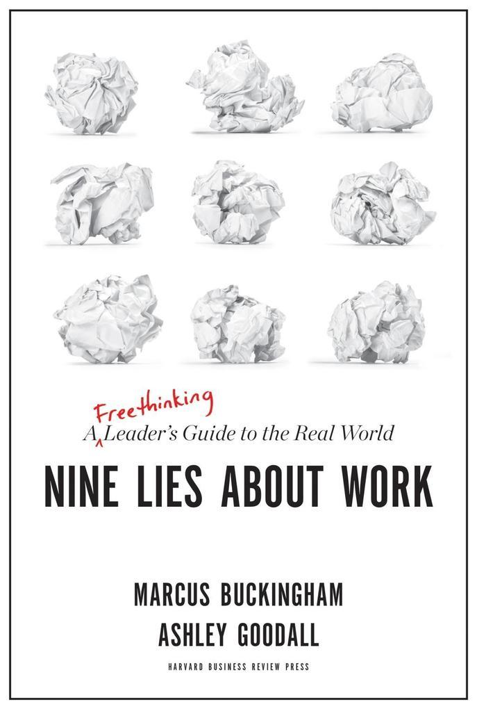 Nine Lies About Work als eBook epub