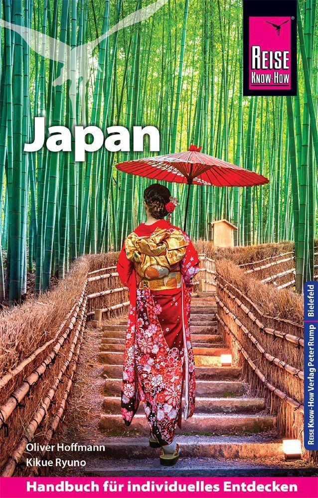 Reise Know-How Reiseführer Japan als Buch (kartoniert)