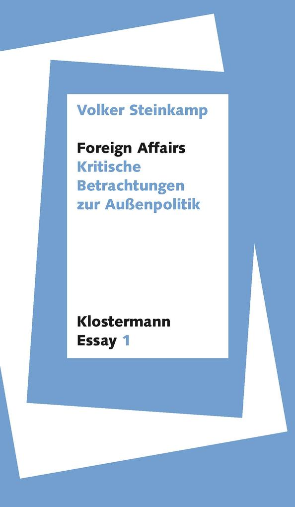 Foreign Affairs als eBook epub