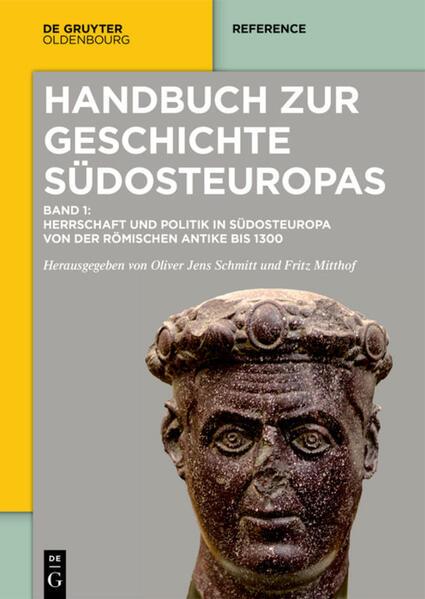 Handbuch zur Geschichte Südosteuropas 01 als Buch (gebunden)