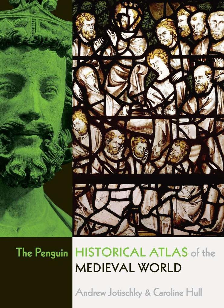 The Penguin Historical Atlas of the Medieval World als Taschenbuch