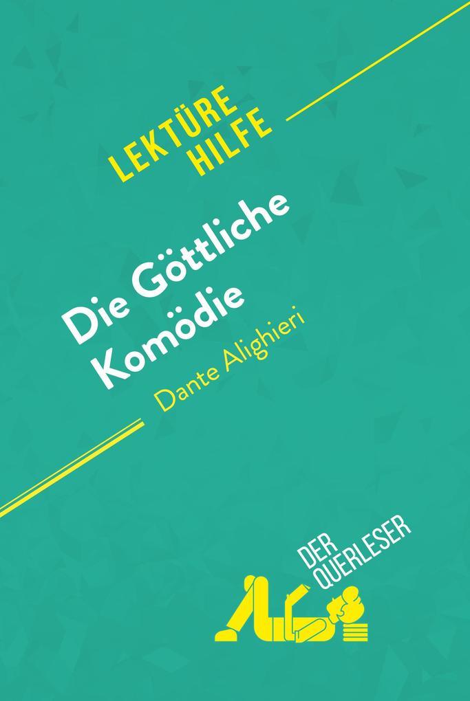 Die Göttliche Komödie von Dante Alighieri (Lektürehilfe) als eBook epub