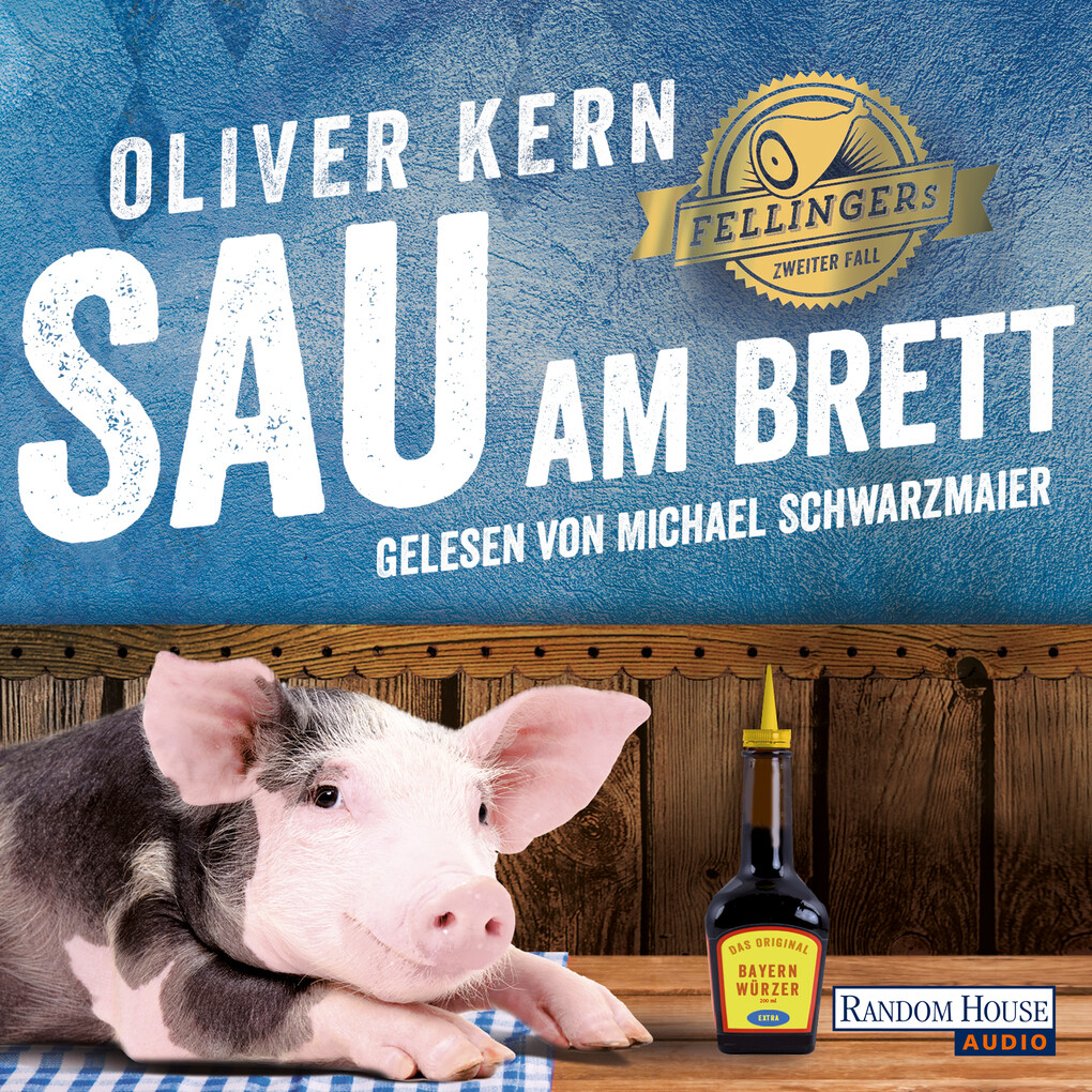 Sau am Brett als Hörbuch Download