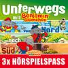 Benjamin Blümchen - Unterwegs mit Benjamin (In Afrika / Bei den Eskimos / In Schottland)