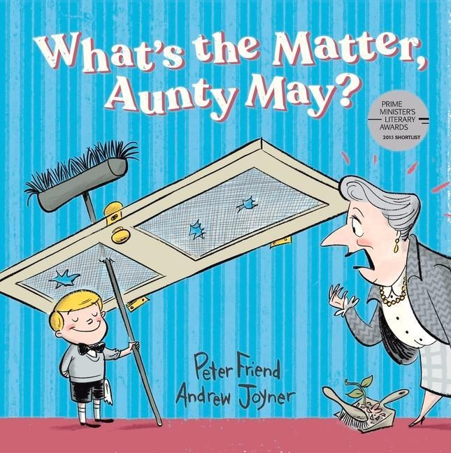 What's the Matter, Aunty May? als Taschenbuch
