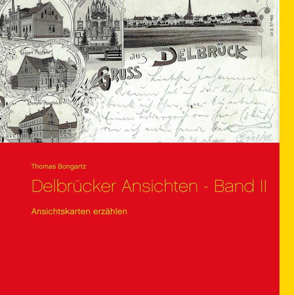 Delbrücker Ansichten - Band II als eBook epub