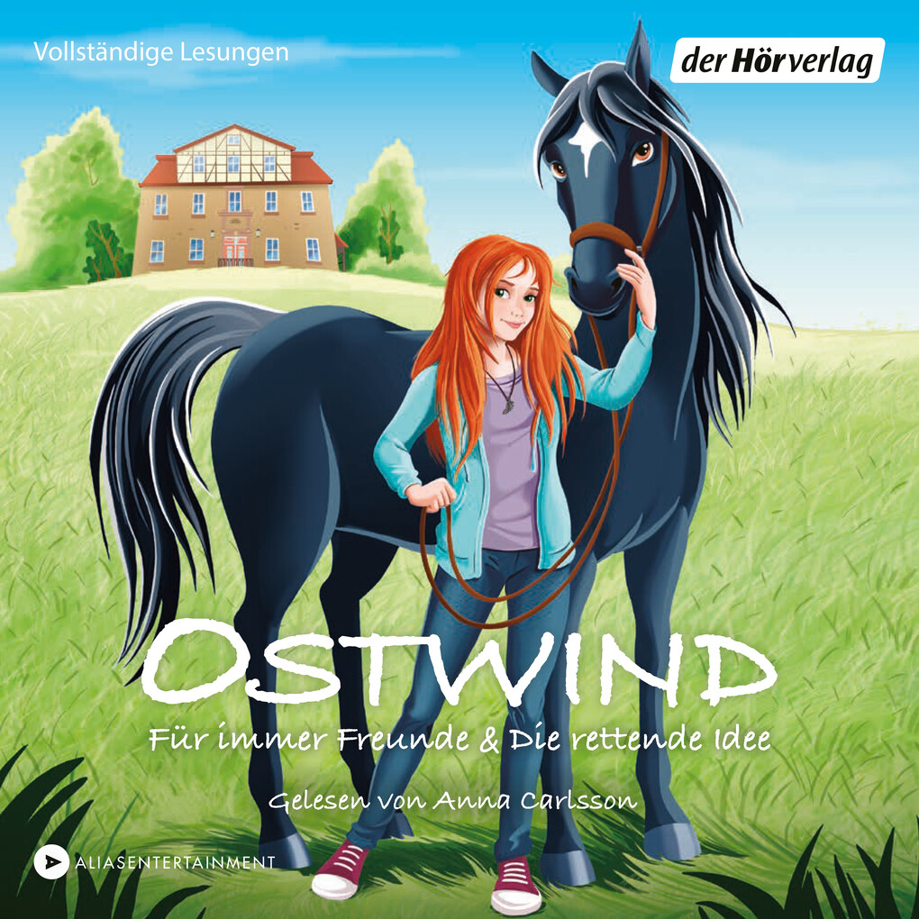 Ostwind - Für immer Freunde & Die rettende Idee als Hörbuch Download