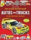 Der große Stickerspaß: Autos und Trucks