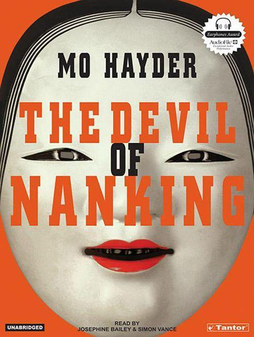 The Devil of Nanking als Hörbuch CD