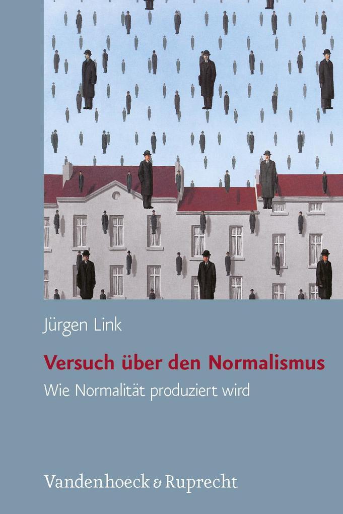 Versuch über den Normalismus als Buch (kartoniert)