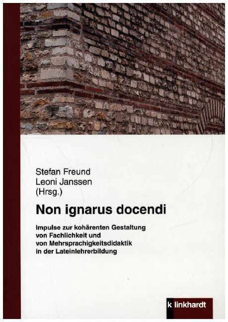 Non ignarus docendi als Buch (kartoniert)