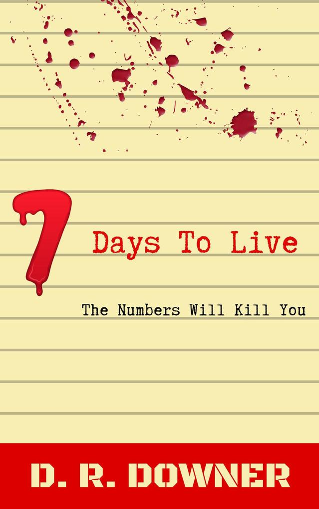 7 Days To Live als eBook epub