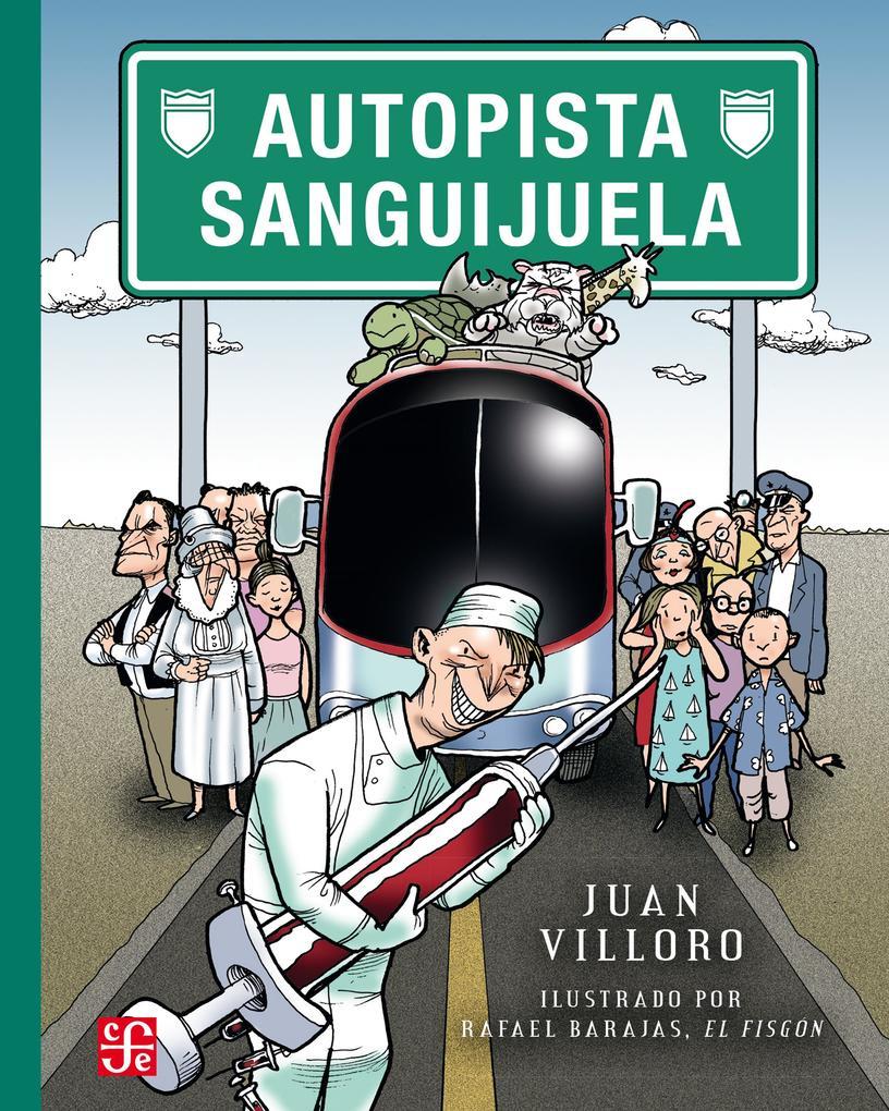Autopista Sanguijuela als eBook epub