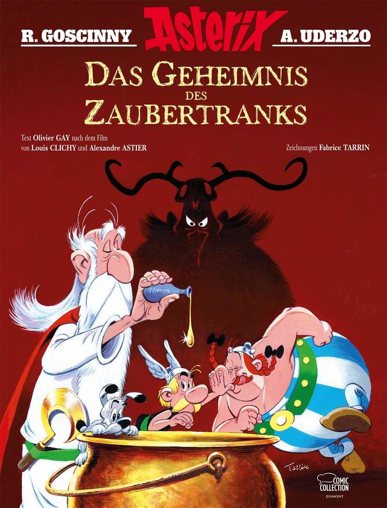 Asterix - Das Geheimnis des Zaubertranks als eBook