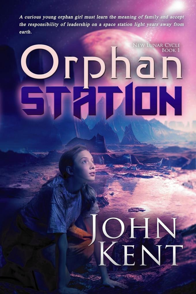 Orphan Station als Buch (kartoniert)