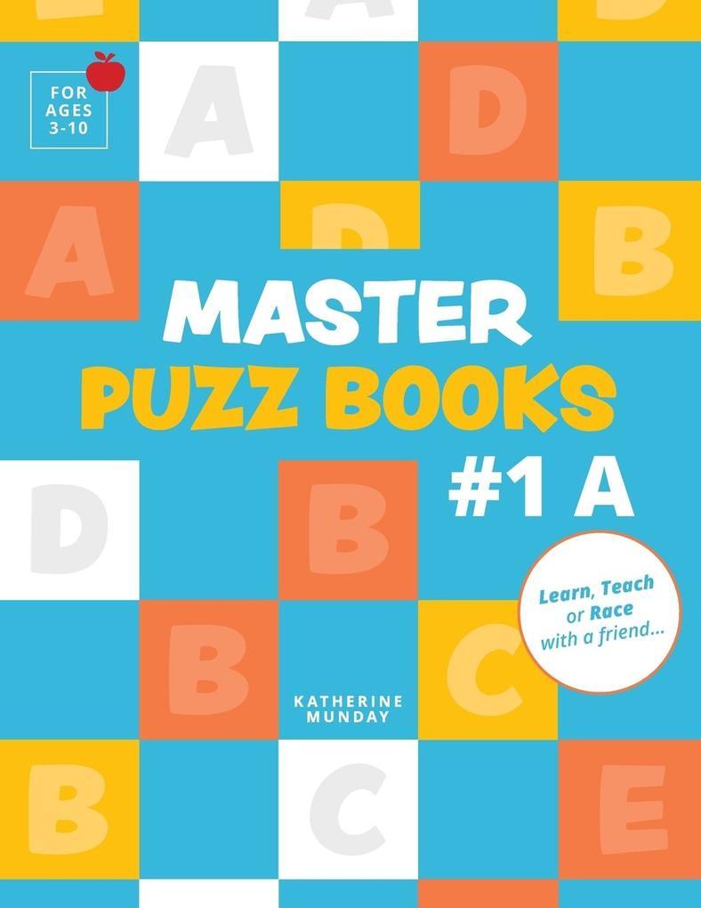 Master Puzz Books: #1 a als Taschenbuch