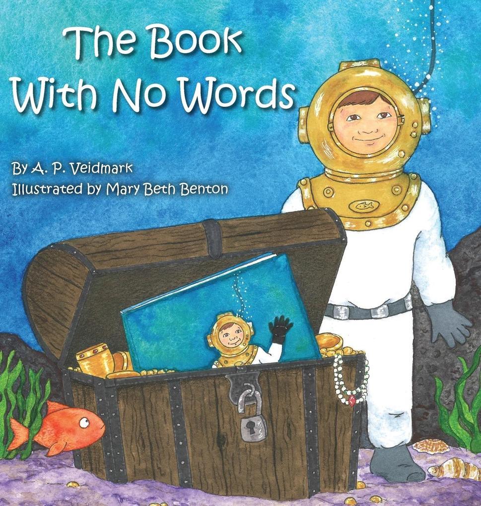 The Book With No Words als Buch (gebunden)
