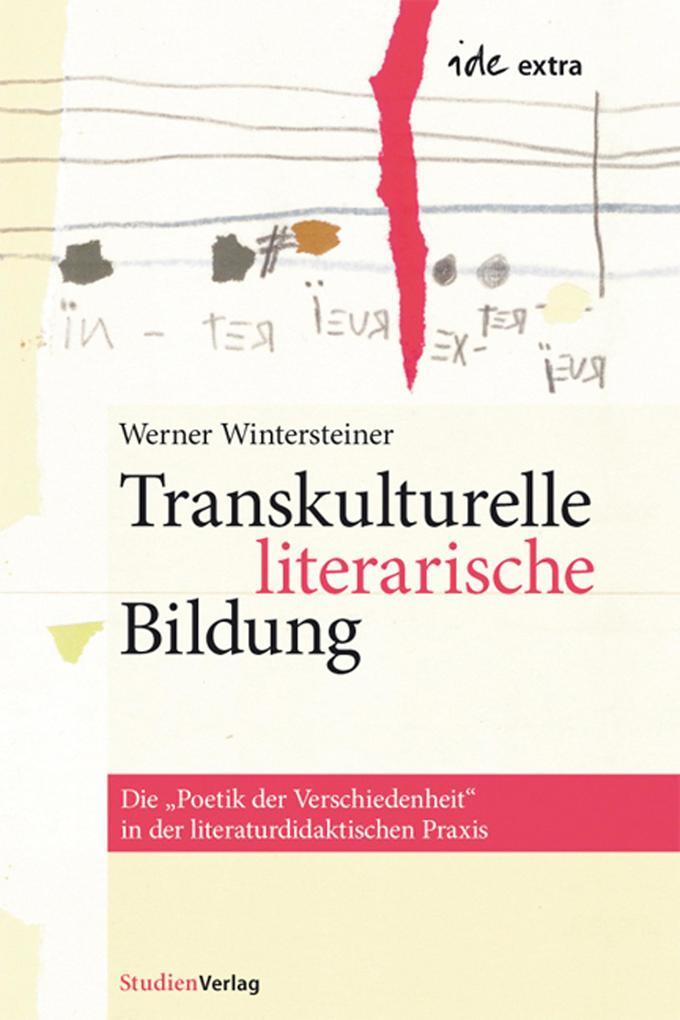 Transkulturelle literarische Bildung als eBook epub