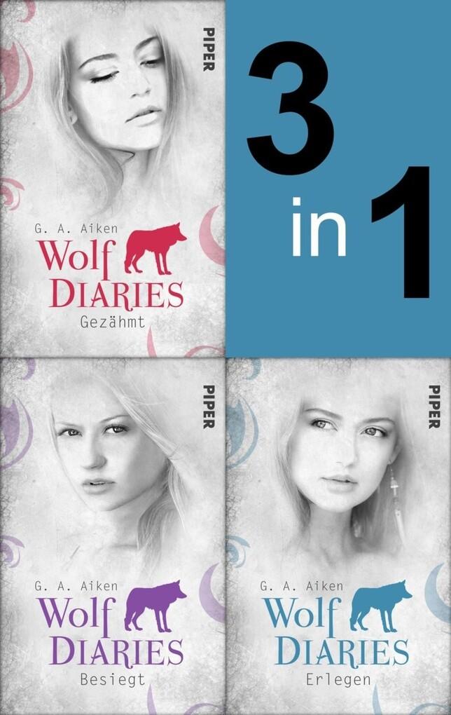 Wolf Diaries als eBook
