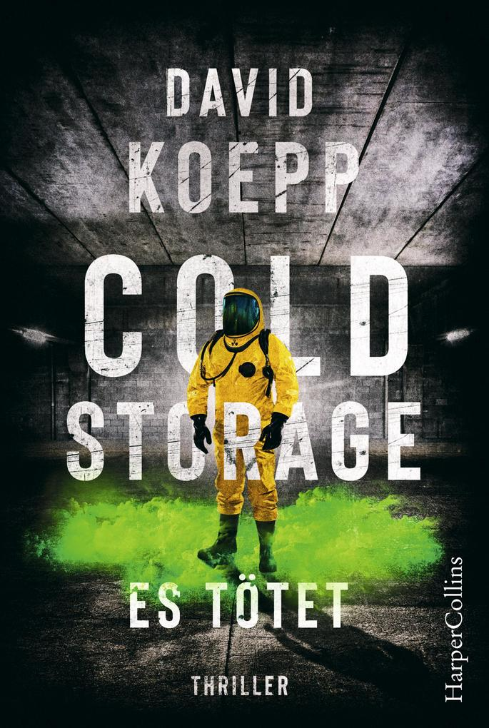 Cold Storage - Es tötet als eBook epub