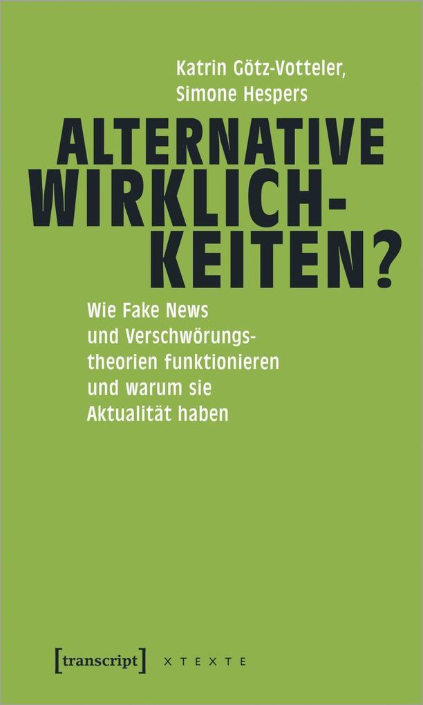 Alternative Wirklichkeiten? als Buch (kartoniert)
