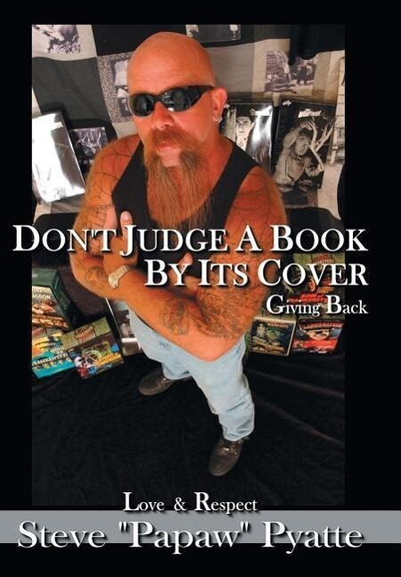 Don't Judge a Book by Its Cover: Giving Back Love and Respect als Buch (gebunden)