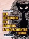 Der Untergang der Carnatic Spukgeschichten (German)