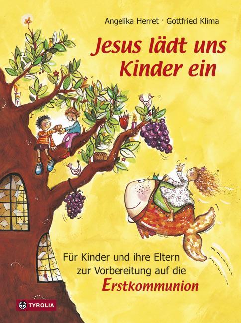 Jesus lädt uns Kinder ein als Buch (kartoniert)