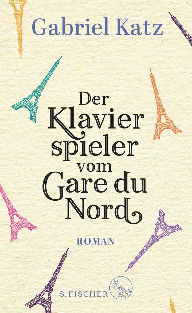Der Klavierspieler vom Gare du Nord als Buch (gebunden)