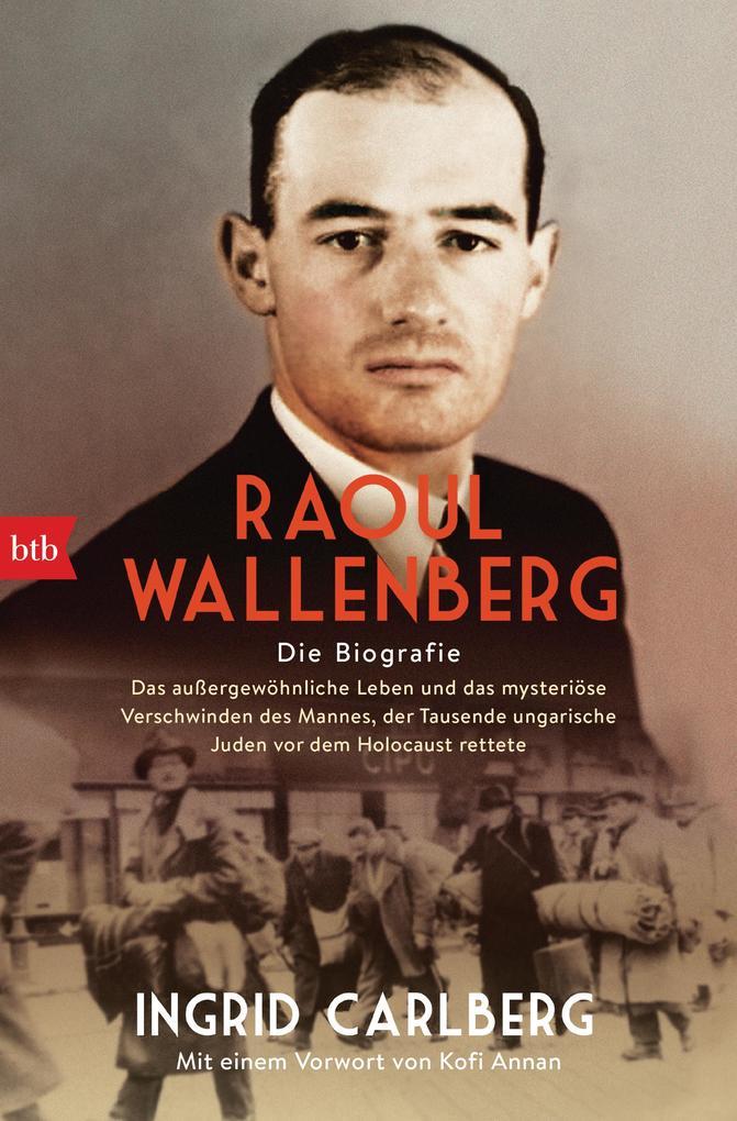 Raoul Wallenberg als Buch