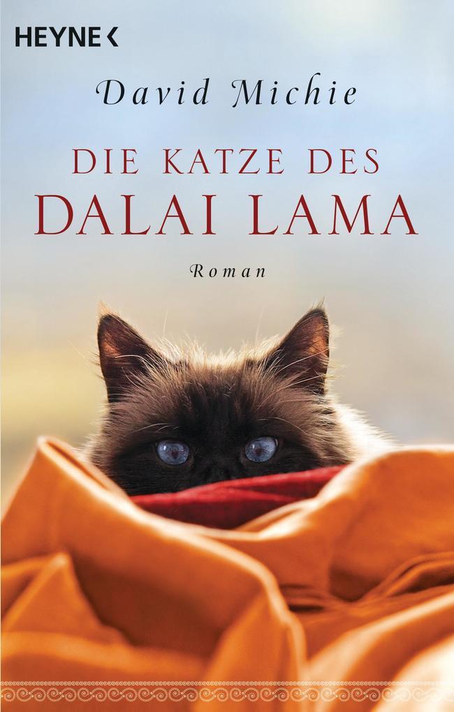 Die Katze des Dalai Lama als Taschenbuch