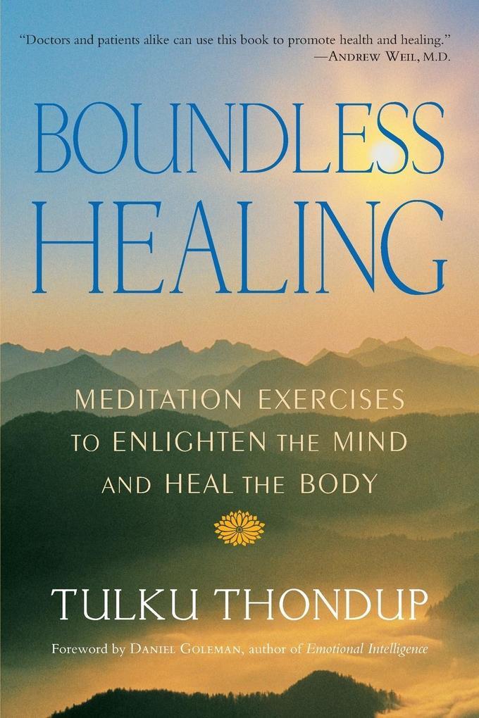 Boundless Healing als Taschenbuch