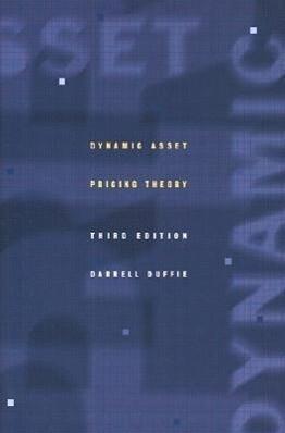 Dynamic Asset Pricing Theory: Third Edition als Buch (gebunden)