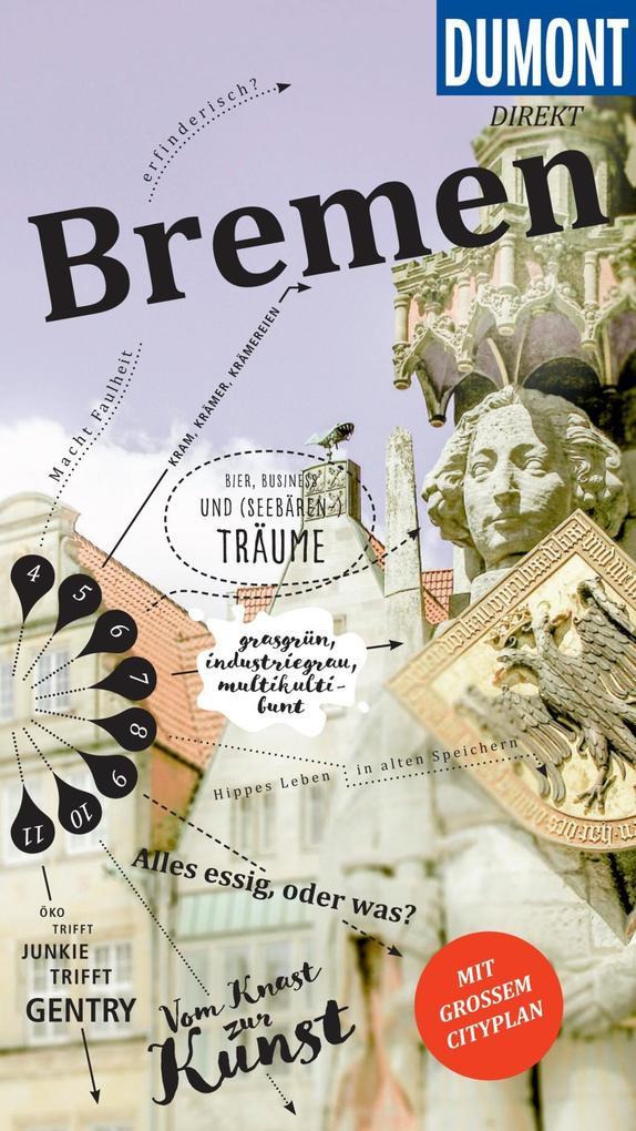 DuMont direkt Reiseführer Bremen als eBook pdf