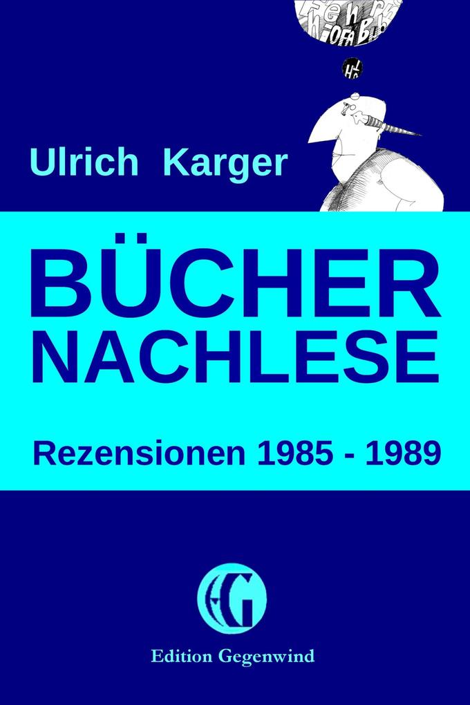 Büchernachlese: Rezensionen 1985 - 1989 als eBook epub