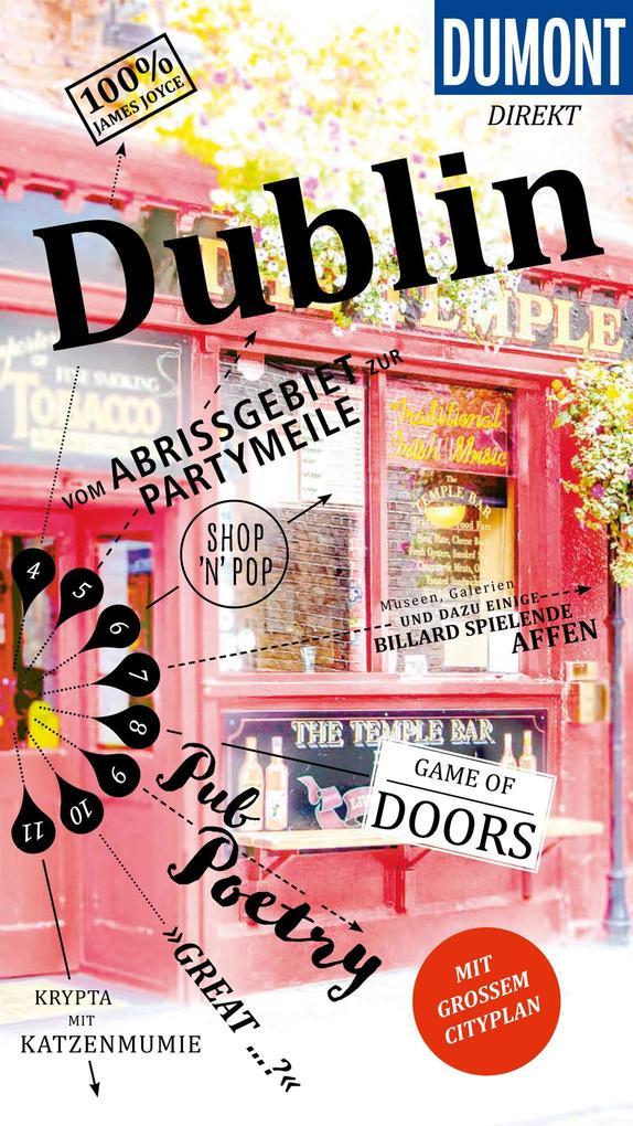 DuMont direkt Reiseführer Dublin als eBook pdf